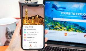 Ứng dụng giúp du lịch tự túc Klook ra mắt ở Việt Nam