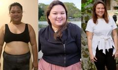 Tính toán lượng calo giúp cô gái 28 tuổi giảm 30 kg sau 6 tháng