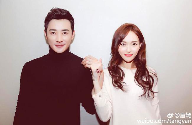 Đường Yên, La Tấn sẽ thành vợ chồng vào 28/11 tới, theo Ettoday.