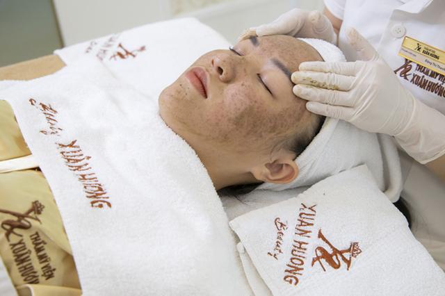 Phương pháp cấy khoáng sinh học thảo dược giúp chị em tiết kiệm thời gian chăm sóc da.