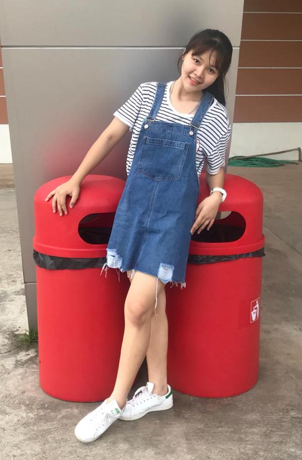 Từng bị gọi là voi nước, thiếu nữ Thái Lan lột xác nhờ giảm 45 kg - 7