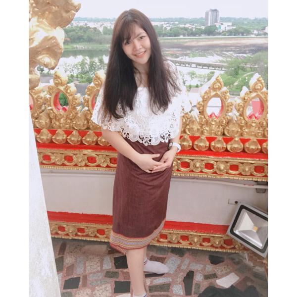 Từng bị gọi là voi nước, thiếu nữ Thái Lan lột xác nhờ giảm 45 kg - 8