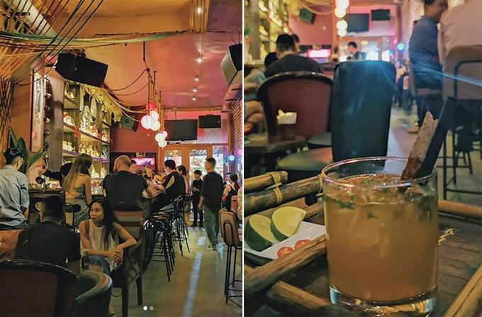 Địa chỉ cuối tuần: 4 quán bar nhẹ nhàng hợp với phái nữ ở Hà Nội - 2