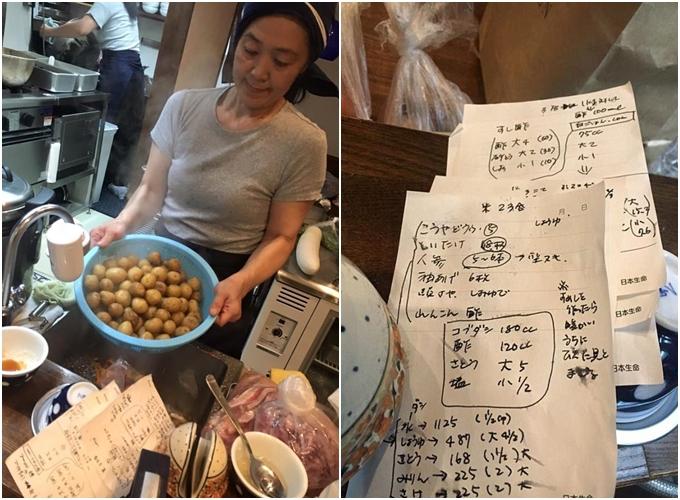 Nhà hàng ở Tokyo nơi khách được đổi công lấy thức ăn - 2