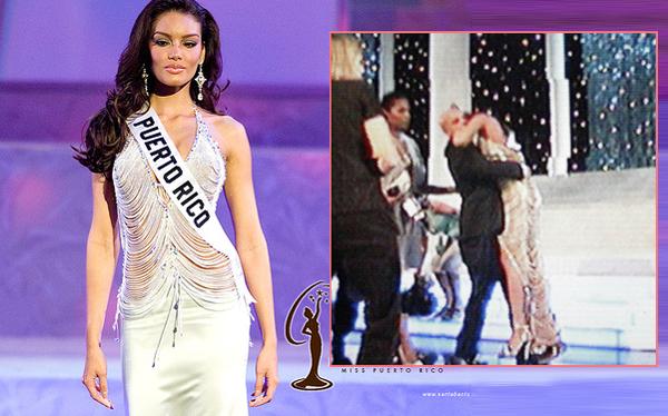 Năm 2006, Zuleyka Rivera -đại diện của Puerto Rico giành vương miện Miss Universe trong đêm chung kết ở Los Angeles, Mỹ. Sau những phút hạnh phúc vỡ òa vì chiến thắng, Zuleyka bắt đầu cảm thấy ngộp thở vì bầu không khí nóng nực và ngột ngạt trên sân khấu. Các trợ lý vây quanh lau mồ hôi và chỉnh sửa váy áo cho cô. Giữa lúc đó, tân hoa hậu đã ngất xỉu. Cô được bế vào bên trong để nghỉ ngơi và hồi tỉnh.