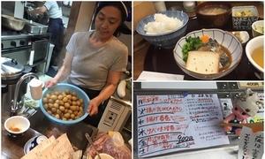 Nhà hàng ở Tokyo nơi khách được đổi công lấy thức ăn
