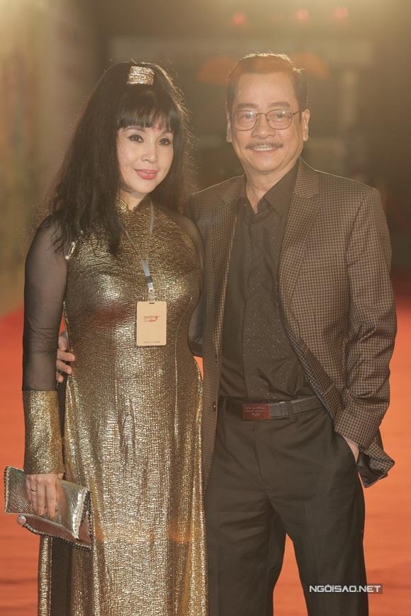 Gái nhảy Minh Thư, Mỹ Duyên hội ngộ tại LHP Quốc tế Hà Nội - 9