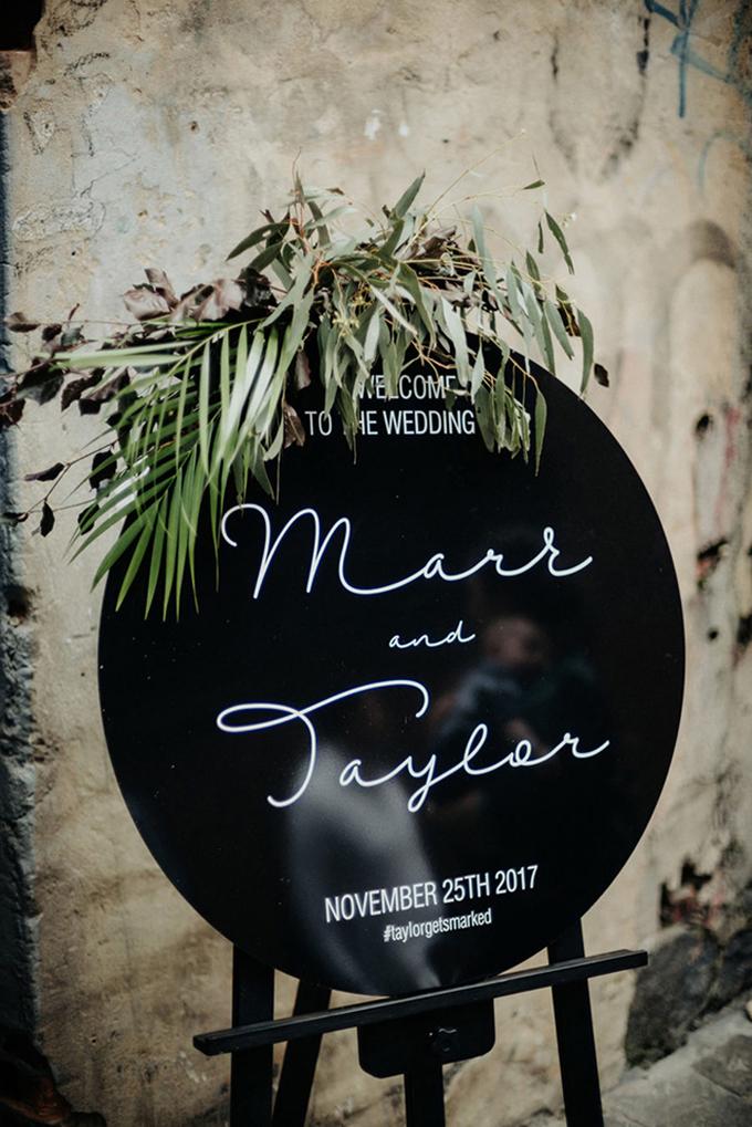 Ý tưởng mang sắc đen vào đám cưới dịp Halloween
