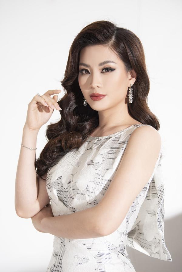 Á hậu Diễm Trang khoe nhan sắc gái một con mặn mà - 5