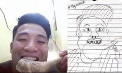 Fan chế ảnh chân dung troll các cầu thủ tuyển Việt Nam