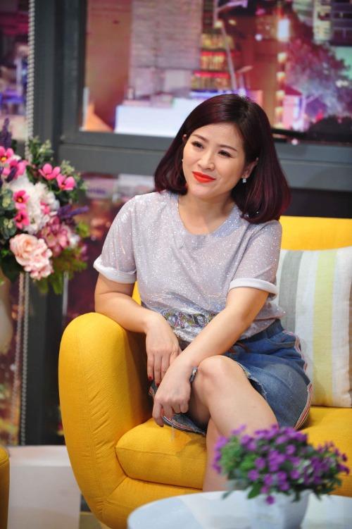 Khoảng3 năm nay, diễn viên Kiều Linh gần như không xuất hiện trên sóng truyền hình.