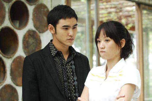 Trần Kiều Ân, Nguyễn Kinh Thiên trong Định mệnh anh yêu em năm 2008.