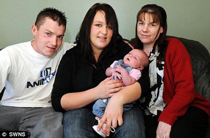Belinda cho biết hết thảy mọi người đều không tin khi cô và bạn trai đột nhiênthông báo có con.