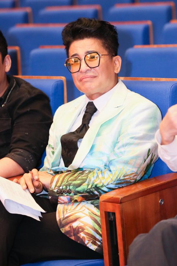 MC Thanh Bạch dẫn dắt chương trình.
