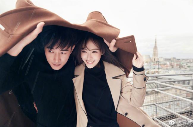 Đường Yên, La Tấn hé lộ ảnh cưới - 2