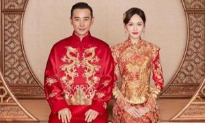 Đường Yên, La Tấn hé lộ ảnh cưới trước giờ kết hôn