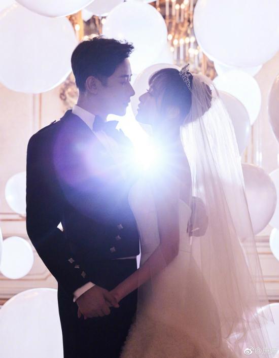 Đường Yên, La Tấn hé lộ ảnh cưới - 6