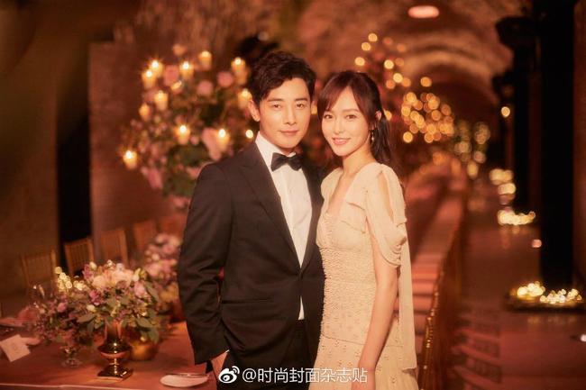 Đường Yên, La Tấn hé lộ ảnh cưới - 9