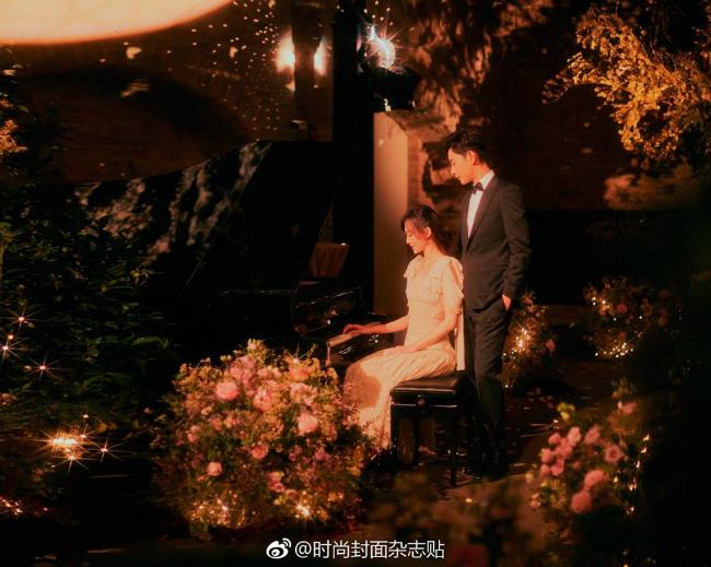 Đường Yên, La Tấn hé lộ ảnh cưới - 11