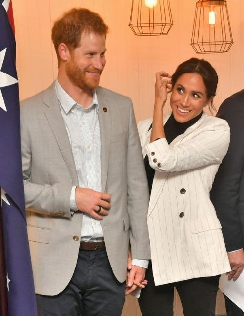 Meghan Markle and Prince Harry have been working their way through a packed schedule on their first Royal Tour, with a number of events every day.  Theyve visited schools, given speeches, met presidents and prime minsters, and Harry even climbed Sydney Harbour Bridge.   But the couple have managed to squeeze in a well deserved rest, and enjoyed a secret date night at an incredible private resort.