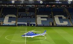Khoảnh khắc trực thăng của Chủ tịch Leicester cất cánh trước tai nạn