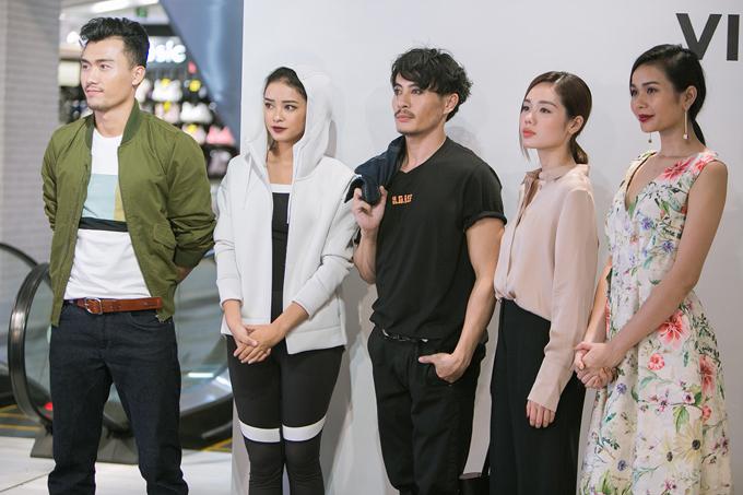 Team Minh Hằng cũng nhận được những đánh giá tốt từ các thành viên trong ban giám kháo.