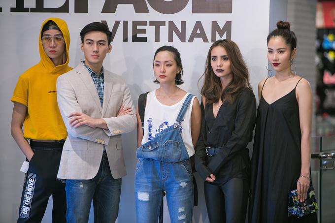 Sau phần thi mix-match trang phục ở tập 4, team Thanh Hằng đã giành được chiến thắng.