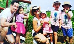 Trần Hào tiết lộ hai vợ chồng đều muốn sinh con thứ 4