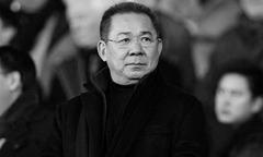 Các danh thủ Thái tưởng nhớ tỷ phú Vichai