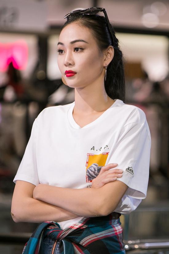 May mắn cho Tuyết Như là team Võ Hoàng Yến giành chiến thắng, bởi nếu không cô sẽ là người phải bước vào vòng loại trừ và có khả năng phải dừng cuộc chơi sớm. Vì theo Nam Trung, chương trình không cần những thí sinh khó dạy dỗ.