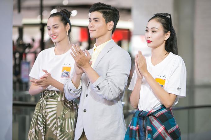 Team Võ Hoàng Yến gặp phải nhiều khó khăn khi chỉ có 3 người nhưng phải thể hiện 5 phong cách thời trang khác nhau.
