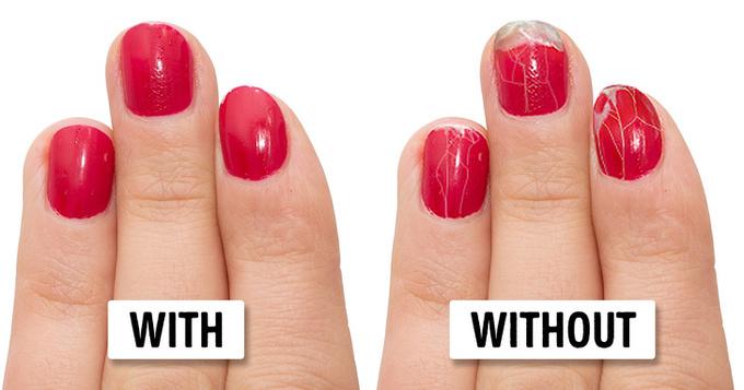 8 sai lầm phổ biến khi chăm sóc móng tay