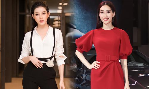 6 mỹ nhân Việt mặc đẹp nhất tuần (29/10)
