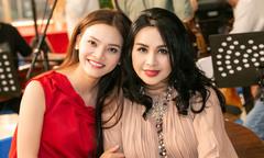 Phạm Phương Thảo tập luyện cho liveshow cùng Thanh Lam