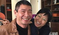 Công Lý đăng ảnh 'dìm hàng' vợ cũ Thảo Vân