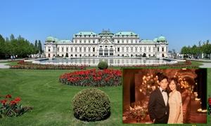 Cung điện nơi Đường Yên và La Tấn tổ chức đám cưới trong mơ