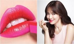 Mẹo 'chế' son môi hai màu giống son của Song Hye Kyo
