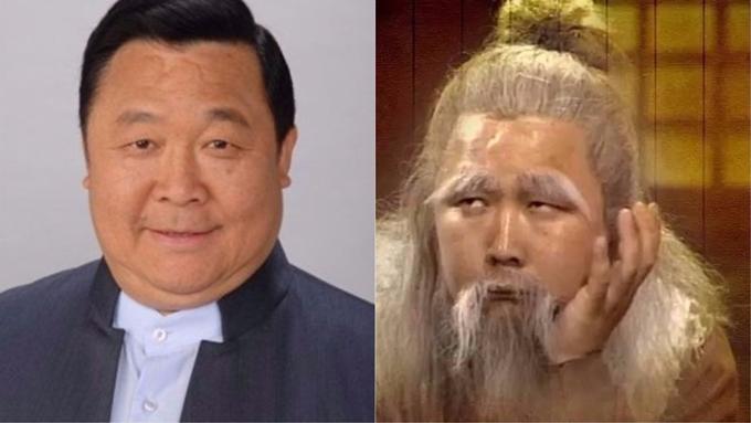 Nghệ sĩ Tần Hoàng ngoài đời và khi vào vai Châu Bá Thông