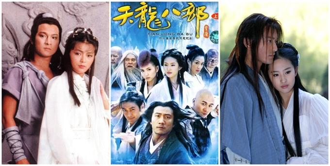 Thần điêu đại hiệp 1983, Thiên long bát bộ 2003 và Thần điêu đại hiệp 2006 là ba phim nhà văn Kim Dung ưng ý nhất