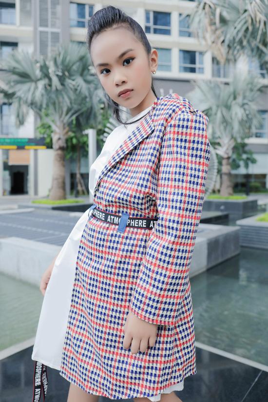 Theo đạo diễn Nguyễn Hưng Phúc, Ngọc Anh là một gương mặt mẫu nhí sáng giá của câu lạc bộ.Ngoài khả năng ca hát, thiết kế thời trang, cô bé còn có thể nhảy hiện đại và múa đương đại.