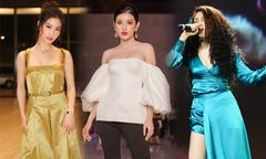12 sao Việt mắc lỗi trang phục tháng 10