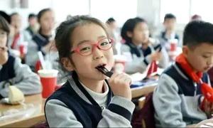 Cô bé lớp 5 viết bài luận: Không cần vào Harvard, chỉ cần được hạnh phúc