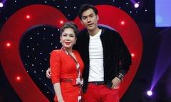 Việt Hương khen Nhan Phúc Vinh cao to đẹp trai