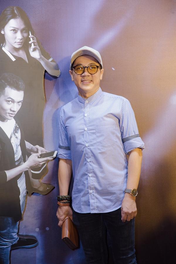 Nghệ sĩ ưu tú Thanh Lộc.
