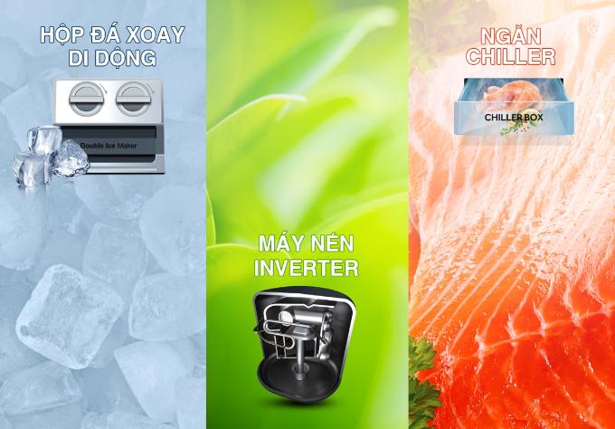 Những ưu điểm của tủ lạnh AQUA Navi Cooling - 1