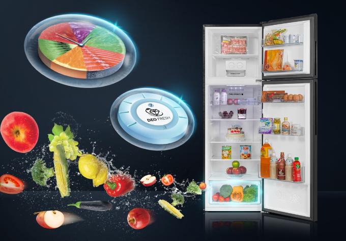 Những ưu điểm của tủ lạnh AQUA Navi Cooling - 2