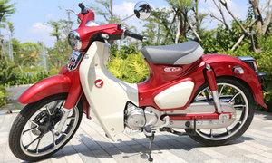Honda Super Cub C125 giá 85 triệu đồng ở Việt Nam