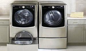 Cuộc thi nhảy mô phỏng chuyển động của lồng máy giặt