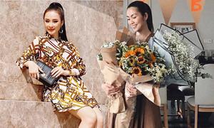Mặc đẹp như sao Việt với gam màu họa tiết hợp xu hướng