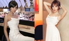 Sao Việt đụng váy tháng 10: H'Hen Niê mất điểm trước Angela Phương Trinh